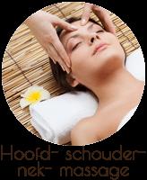 Hoofd-schouder-nek-massage
